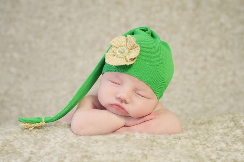 beautiful newborn baby photographs Hampshire